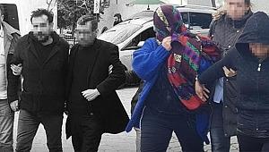 Cinsel ilişki vaadiyle kandırdılar, Senet imzalattılar... Evlerinde ise bomba düzeneği bulundu