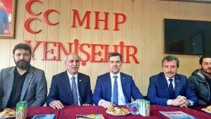 Cumhur İttifakı seçim çalışmalarına Yenişehir'den başladı - Bursa Haber