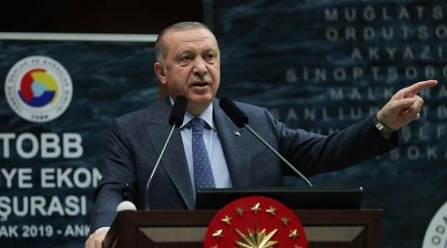 Cumhurbaşkanı Erdoğan'dan marketlere fiyat uyarısı,