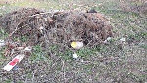Denizli'de şok eden olay! Plastik bidon içinde bebek cesedi bulundu