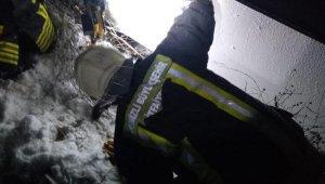 Denizli'de trafik kazası! Midibüs devrildi: 12'si öğrenci 13 kişi yaralandı