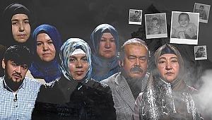 Doğu Türkistan'da zulüm,