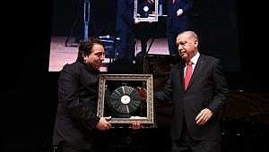 Erdoğan'ı ağırlamıştı, Fazıl Say eleştirilere yanıt verdi