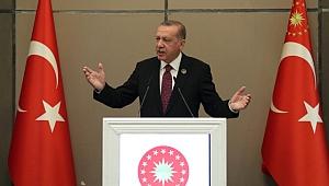Erdoğan poşet uygulaması ile ilgili ilk kez konuştu