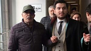Ferdi Tayfur İstanbul Adliyesi'nde