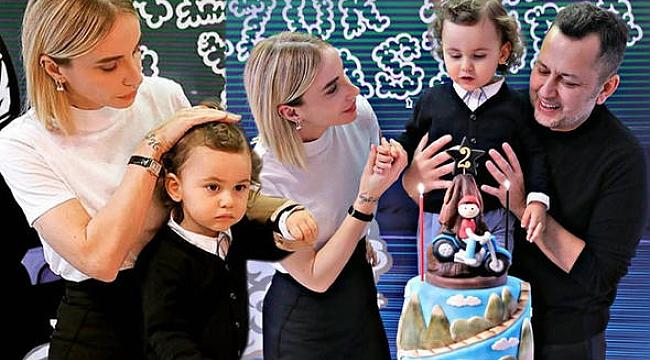 Gülşen'in oğlu 2 yaşında