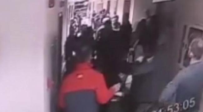 Hasta yakınları ile güvenlik görevlileri kavga etti: 4 yaralı, 5 gözaltı