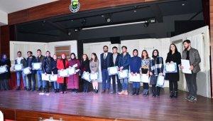 İNESMEK'te 691 kursiyer sertifikasını aldı - Bursa Haber