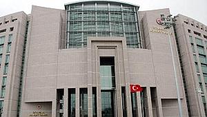 İstanbul Adalet Sarayı'nda suikast silahı şoku!