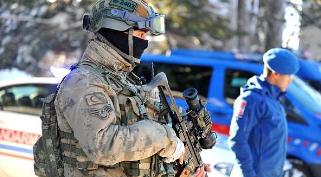 Jandarma, Beyaz Cennet'te kuş uçurtmuyor - Bursa Haber