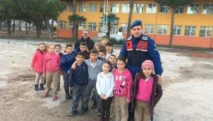 Jandarmadan sömestr tatilinde huzur operasyonu - Bursa Haber