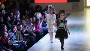 Junioshow'da cocuk mankenler podyuma çıktı - Bursa Haber