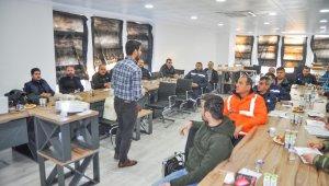 Karacabey Belediyesi çalışanlarına ilk yardım semineri - Bursa Haber