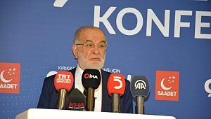 Karamollaoğlu'ndan Cumhurbaşkanı Erdoğan'a destek,