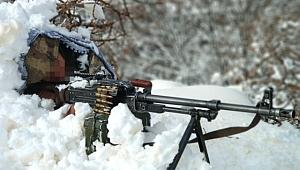 Köşeye sıkışan PKK'lı teröristler birbirini kaybetti