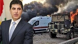 Kuzey Irak'ta Türkiye Üssüne Yapılan Saldırının Ardından Başbakan Neçirvan Barzani'den Açıklama!