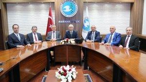 Marmarabirlik'ten gübre desteği - Bursa Haber