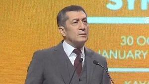 Milli Eğitim Bakanı çok önemli iki projeyi açıkladı
