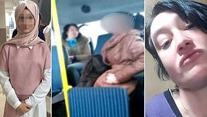 Minibüste başörtülü genç kıza saldırı davasında karar çıktı