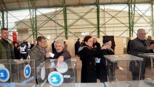 Mudanya Zeytin Kooperatifi Yıldız'ı yeniden başkan seçti - Bursa Haber