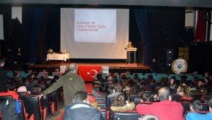 Mudanya'da veremle mücadele anlatıldı - Bursa Haber