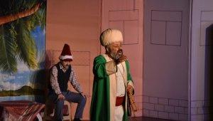 Nasreddin Hoca öğrencilerle buluştu - Bursa Haber