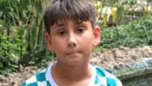Öğrenci servisi çarpan Mehmet Can, kurtarılamadı