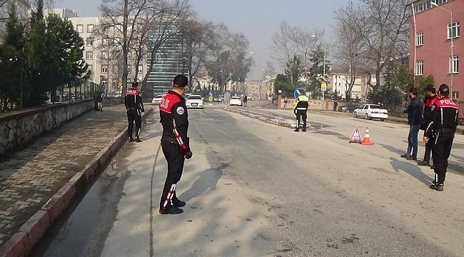 Okullar bölgesinde polis kuş uçurtmadı - Bursa Haber