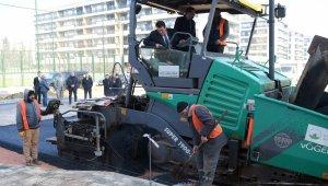 Osmangazi'den 1 yılda 130 bin ton asfalt - Bursa Haber