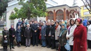 Osmanlı'nın 720'nci kuruluş yıl dönümünde ecdada saygı - Bursa Haberleri