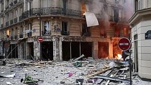Paris'teki patlamanın bilançosu belli oldu