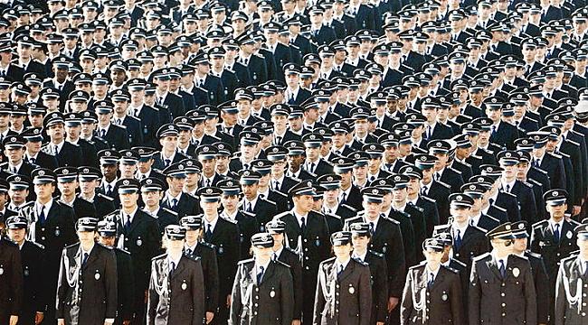 Polis Akademisi'ne sınavla geçiş kararı