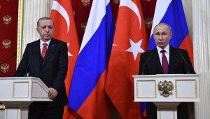 Rusya Lideri Putin'den Akkuyu Nükleer Santralve Türk Akımı Boru Hattı Açıklaması
