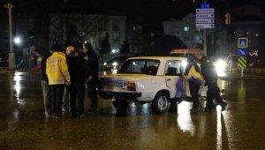 Sağanak yağış kazayı da beraberinde getirdi - Bursa Haber
