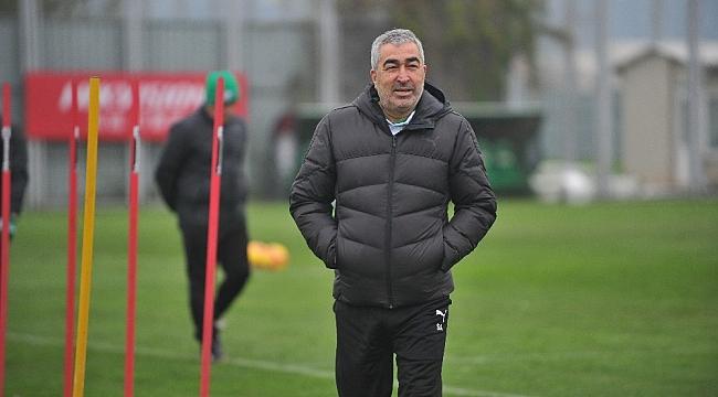 """Samet Aybaba: """"Fenerbahçe maçını kazanmak istiyoruz"""" - Bursa Haber"""