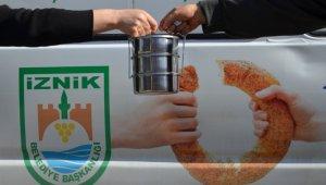 Sosyal belediyecilik İznik'te zirve yaptı - Bursa Haber