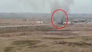 Suriye'de ABD ve YPG'nin ortak devriyesine saldırı