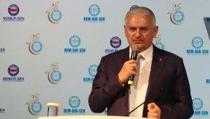 """TBMM Başkanı ve İBB Belediye Başkan Adayı Binali Yıldırım: """"Basın, millet adına ülkeyi yönetenleri denetler"""""""