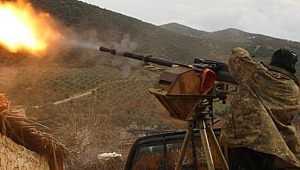 Tel Rıfat'taki PKK'lılar vuruldu