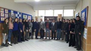 Topluma hizmet için gönüllü öğretmenlik yapıyorlar - Bursa Haber