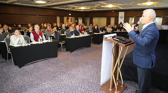 Türkiye Kent Konseyleri Platformu Nilüfer'de yapıldı - Bursa Haber