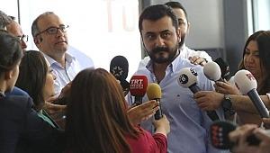 Tutuklu Eren Erdem durumunu Fenerbahçe'ye benzetti