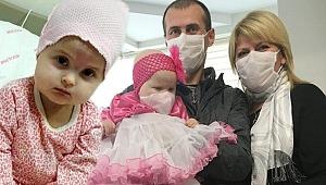 Ukrayna'dan geldi, Antalya'da sağlığına kavuştu...