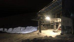 Uludağ'da mahsur kalan 11 kişi otellerine götürüldü - Bursa Haber