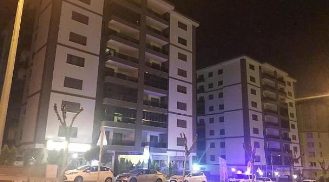 Üniversite öğrencisi, 7'nci kattan düşerek öldü