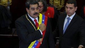 Venezuela Devlet Başkanı Nicolas Maduro: