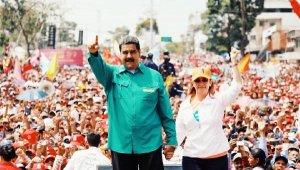 Venezuela lideriMaduro, ABD'ye rest çekerek 72 saat süre verdi!