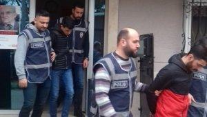 Villa hırsızları kıskıvrak yakalandı - Bursa Haber