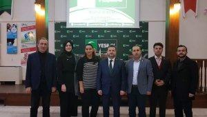Yeşilay Şube Başkanı Yamalı güven tazeledi - Bursa Haber
