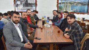 Yılmaz Gemlikli gençleri ağırladı - Bursa Haber